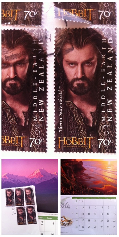 Thorin stamps