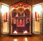 Shrine open