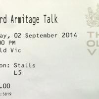 DeRAnged Part 4: A Conversation with Richard Armitage