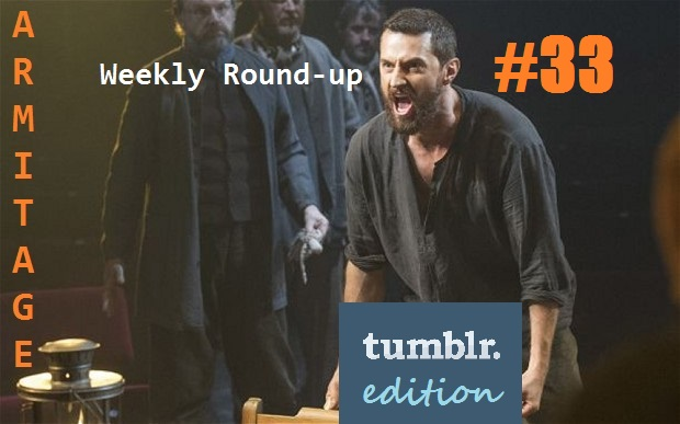 Round-up header crucible 33