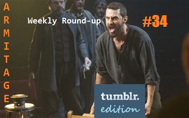Round-up header crucible 34