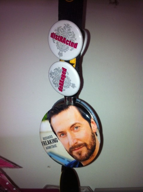 badges in situ
