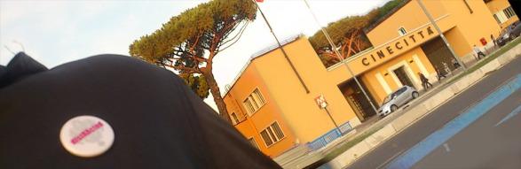 Barsine in Cinecitta
