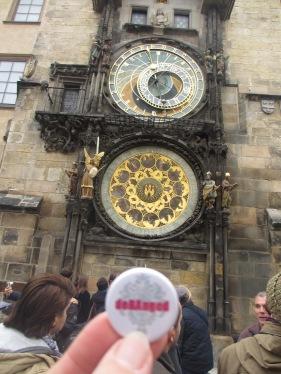 Suzy takes it to Prague