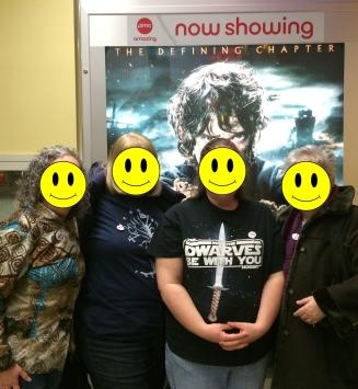 NYC Movie Viewing Dec 21