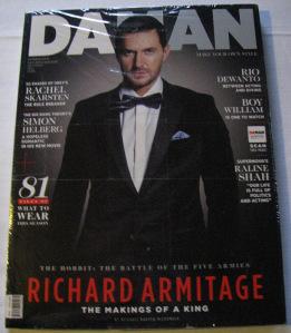 Das DaMan-Magazin (englischsprachig, originalverpackt)