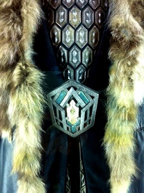 Thorin costume close
