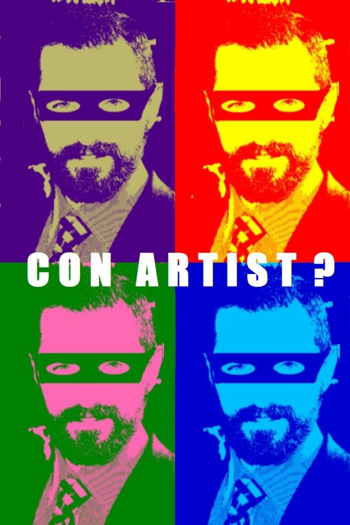 con-artist