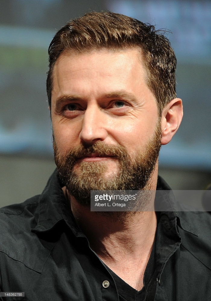 Richard Armitage at SDCC 2012, shot by Albert L. Ortega, Getty Images