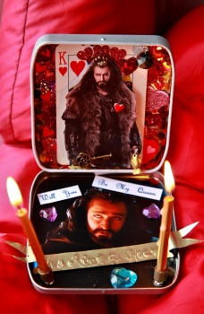 #87 Thorin King of Hearts