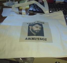 Veni vidi Armitagi