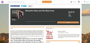 Richards Action For Children page