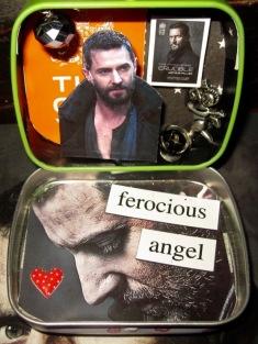 #99 Ferocious Angel