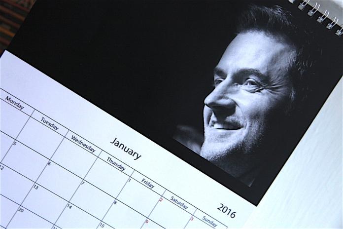 RA calendar January