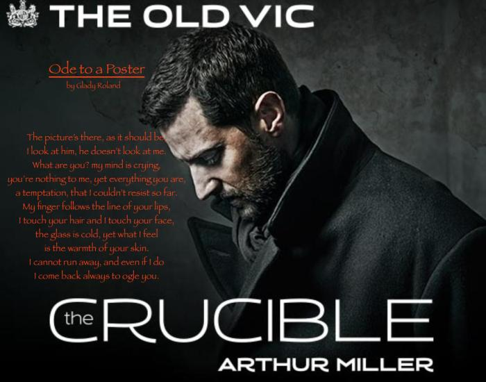 Crucible Poster Ode