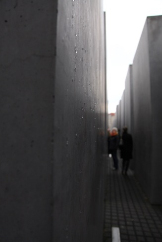 Inside the Holocaust Memorial