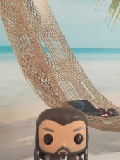 Don't be fooled - I am small but I can make it in any hammock