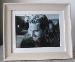 Autograph 4 framed 2
