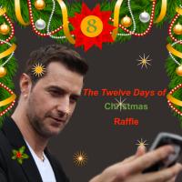 The Twelve Days of Christmas - Day 8 [Raffle]