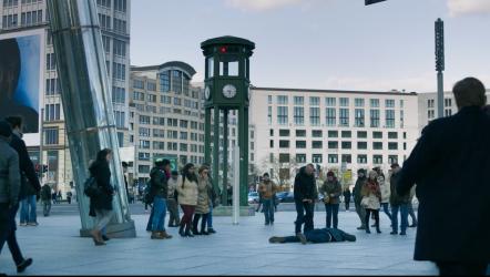 Daniel shot Potsdamer Platz