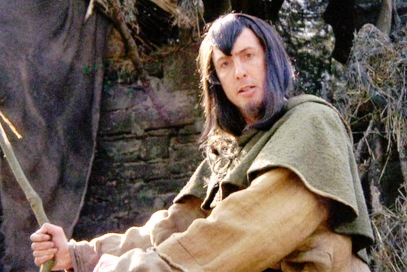 Eric Idle as Roger the Shrubber