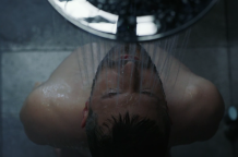 Daniel showers