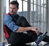 RA in glamour mag