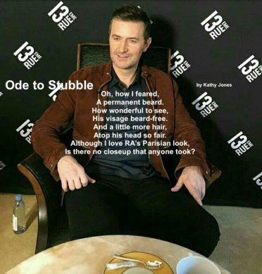 stubble ode