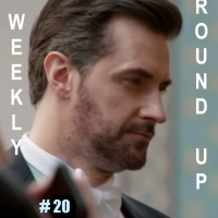 2018 Armitage Weekly Round-up #20 - and Some 'Quatsch' [New RA Selfie]