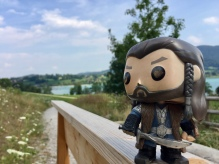 Ever ready Thorin at the lake