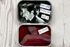 #174 - Danny in Red Satin