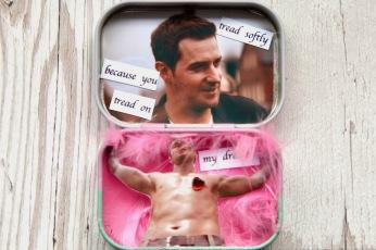 #167 - Dreamy Pink Porter