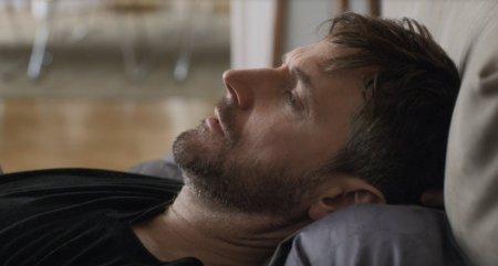 Daniel lying down