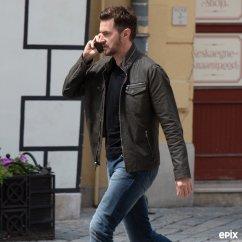 Daniel on the phone