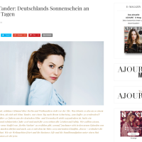 Mina Tander Talks About #BerlinStation 3