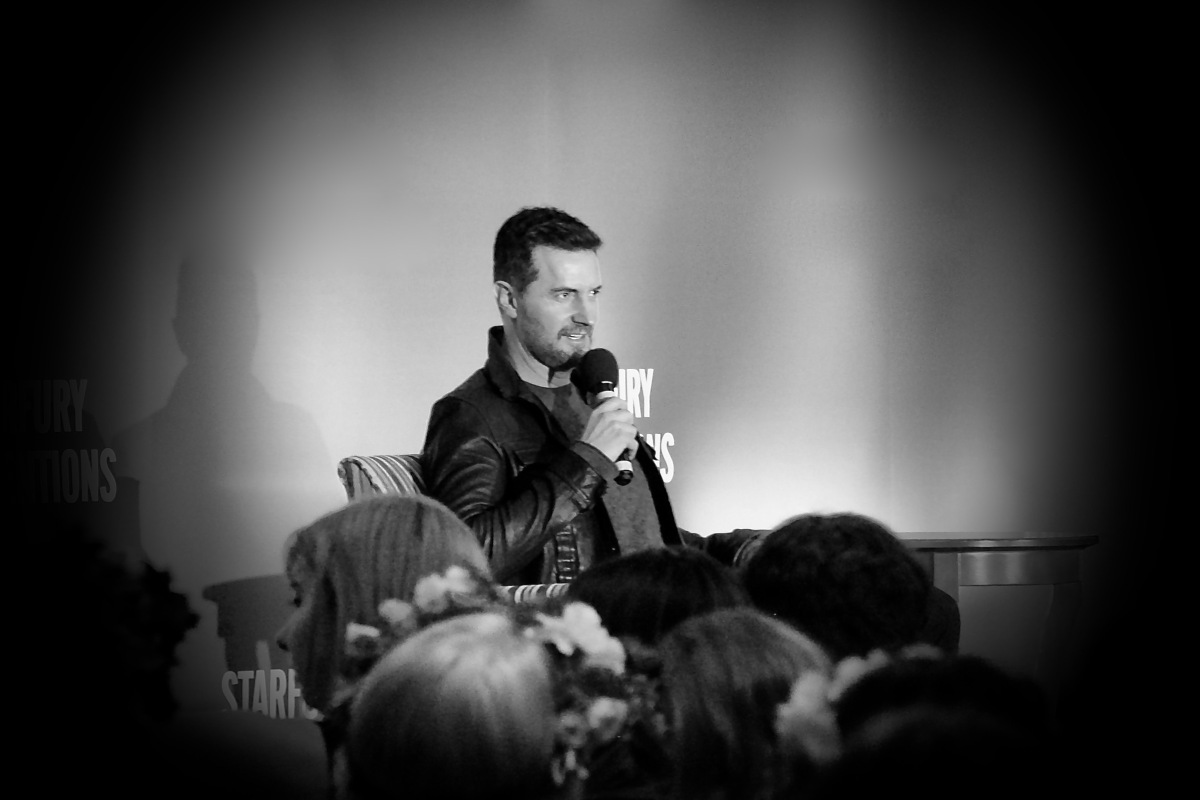 A Moment Leaping Out From The Dark - RA's Q&A2 at #RDC5 [part 5]