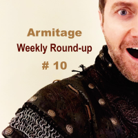 Armitage Weekly Round-up 2019/10