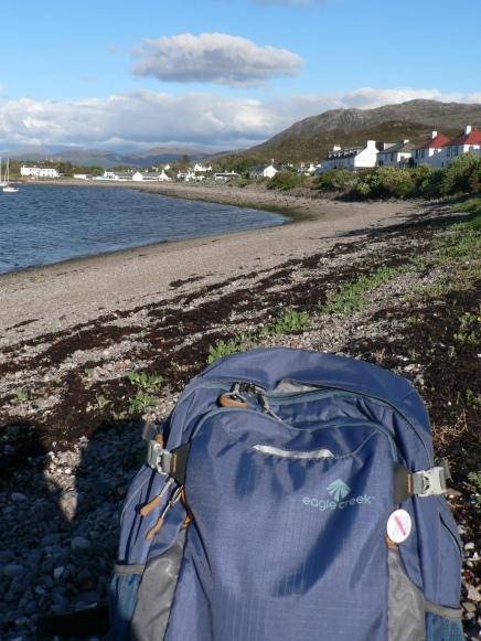 Nordlicht on the Isle of Skye