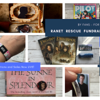 #RAnetRescue Fundraising Items Are Now Live!!!