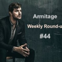 Armitage Weekly Round-up 2019/44
