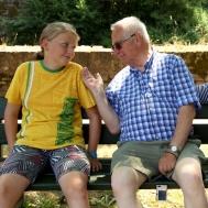 T und Papa