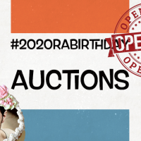 #2020RABirthdayAuctions Now OPEN