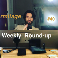 2020 Armitage Weekly Round-up #40