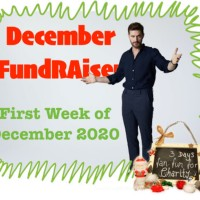 Fundraiser Fun Coming Your Way #2020DecemberFundRAiser