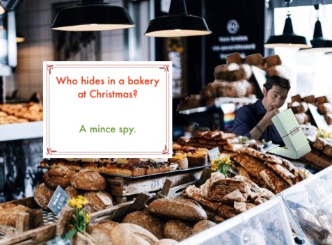 1 Mince spy