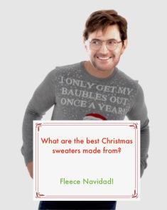 12 Fleece Navidad