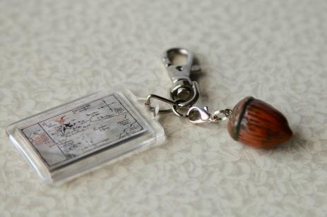 Hobbit Keychain - 4