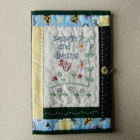 Stitched Folder - 1