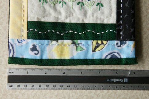 Stitched Folder - 10