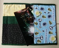 Stitched Folder - 5